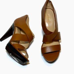 Micheal Micheal Kors Platform Sandal Heel